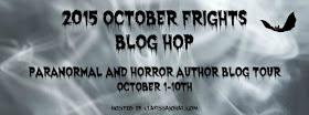 Halloween blog hop BAT